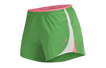 saucony Women's Stryder Short green arrow/vizipro pink